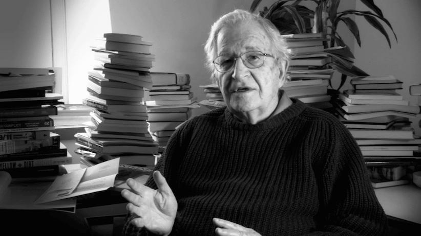 Noam Chomsky, el lingüista més conegut i controvertit del segle XX