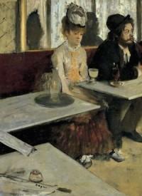 L'absenta, d'Edgar Degàs, 1905