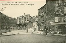 Gaziel, una història d'amor amarga. París, 1909.