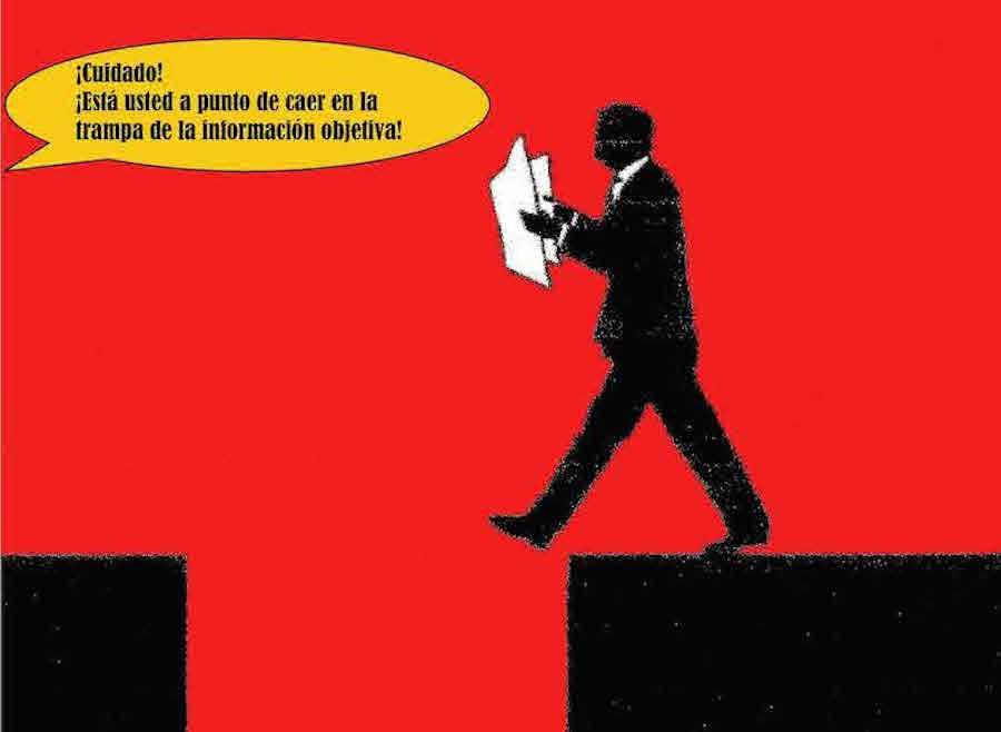 Trampas (2). Los géneros periodísticos y la patraña de la objetividad