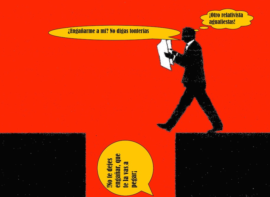 Trampas (4). Paradojas de la objetividad