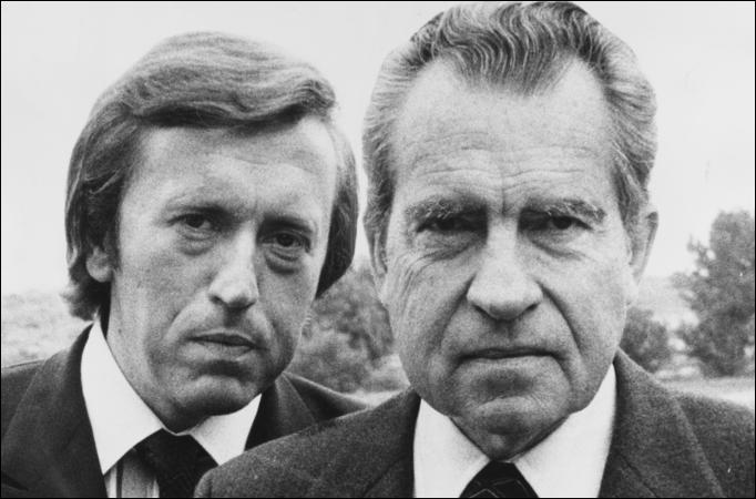 Frost/Nixon & The Smoking Gun: estrategia y mentiras